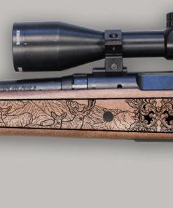 American Deer Hunter Savage Bolt Rifle