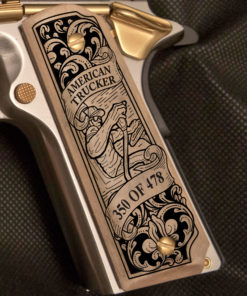 American Trucker Pistol