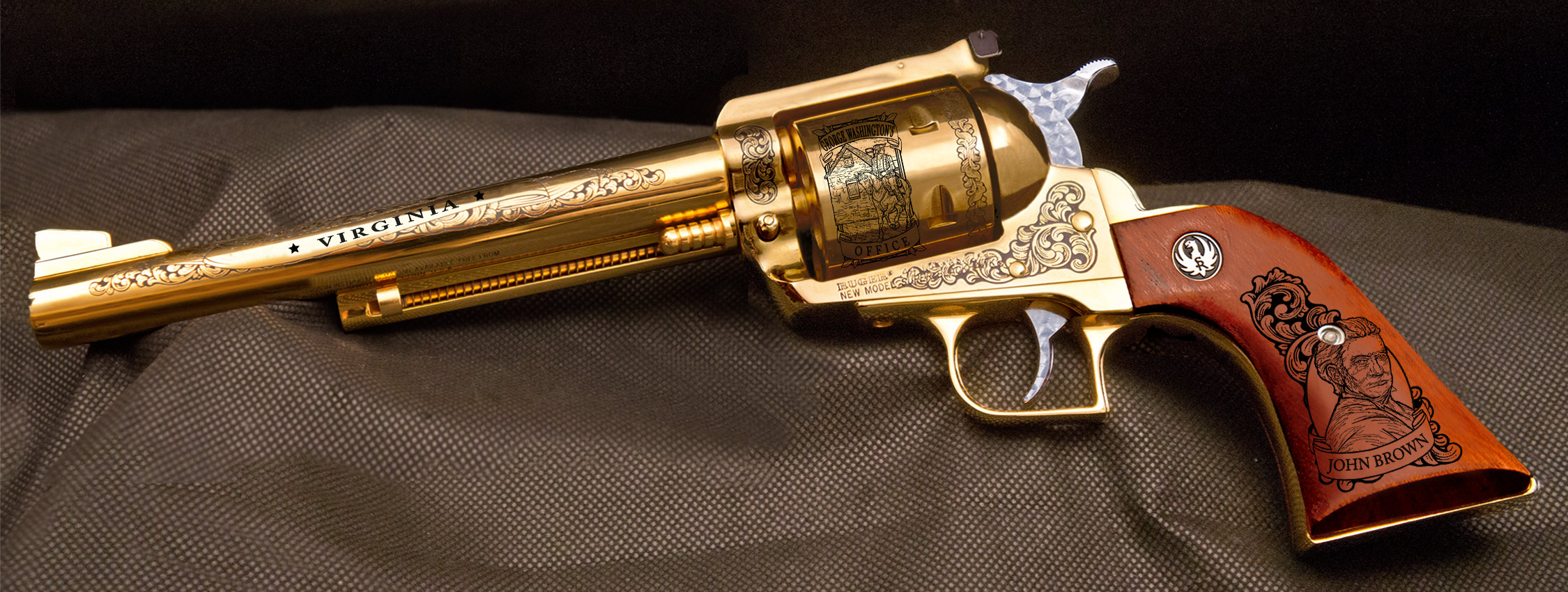 Winchester Heritage Revolver American Legacy Firearms