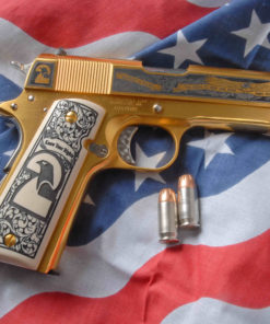 Second Amendment Foundation Pistol - Wyoming