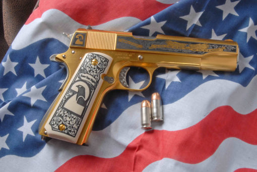 Second Amendment Foundation Pistol - Massachusetts