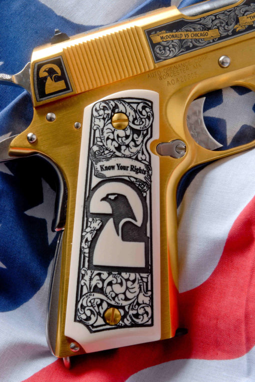Second Amendment Foundation Pistol - Rhode Island