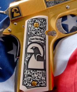 Second Amendment Foundation Pistol - Virginia