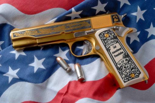 Second Amendment Foundation Pistol - North Dakota