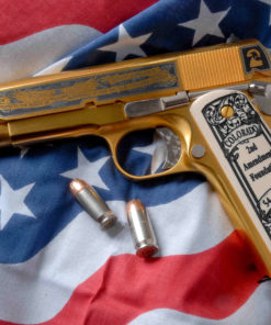 Second Amendment Foundation Pistol - Washington