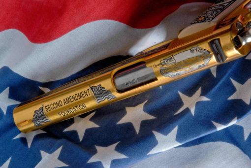 Second Amendment Foundation Pistol - Utah