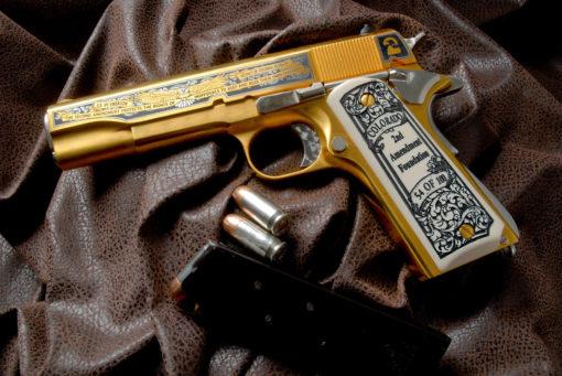 Second Amendment Foundation Pistol - Michigan
