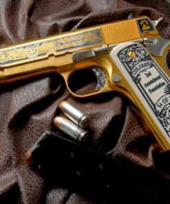 Second Amendment Foundation Pistol - Iowa