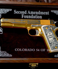 Second Amendment Foundation Pistol - Louisiana