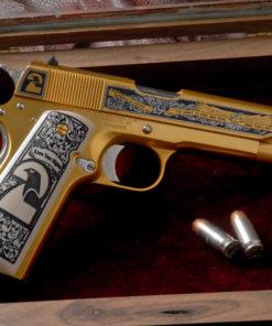 Second Amendment Foundation Pistol - Oklahoma