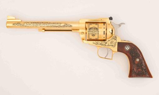 NRA® Revolver - North Carolina