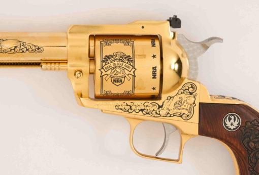 NRA® Revolver - Louisiana