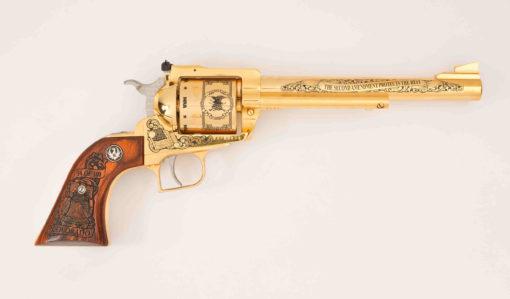 NRA® Revolver - North Dakota