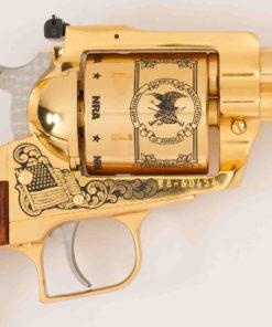 NRA® Revolver - Wyoming