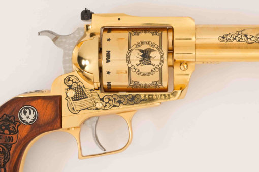NRA® Revolver - Mississippi