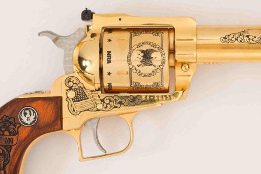 NRA® Revolver - Maine